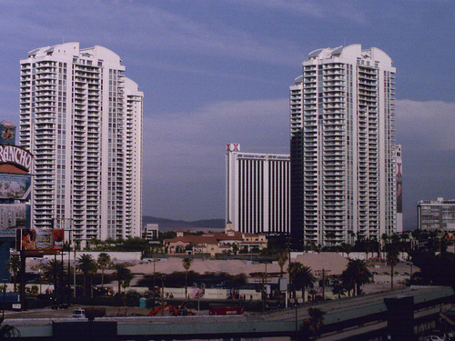 Turnberry Towers Las Vegas condo development