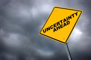 real estate uncertainty