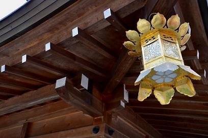 Japan Real Estate | Temple Lantern