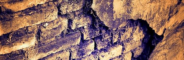 mortar cracks