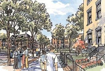 planned urban developments
