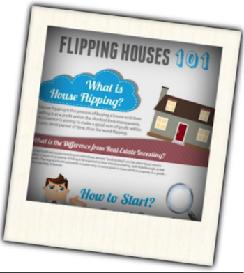 Flipping Houses - Infographic