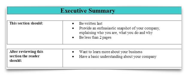 2 Executive Summary