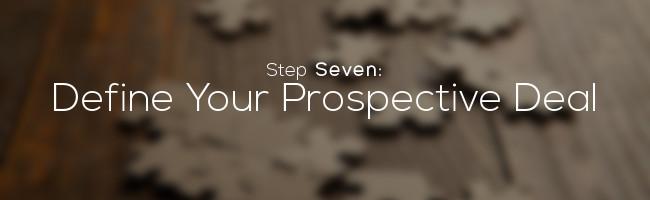 7 Prospective Deal