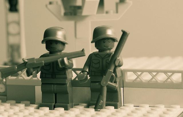 Army Lego