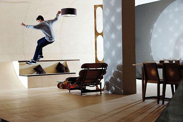 SkateboardHouse1