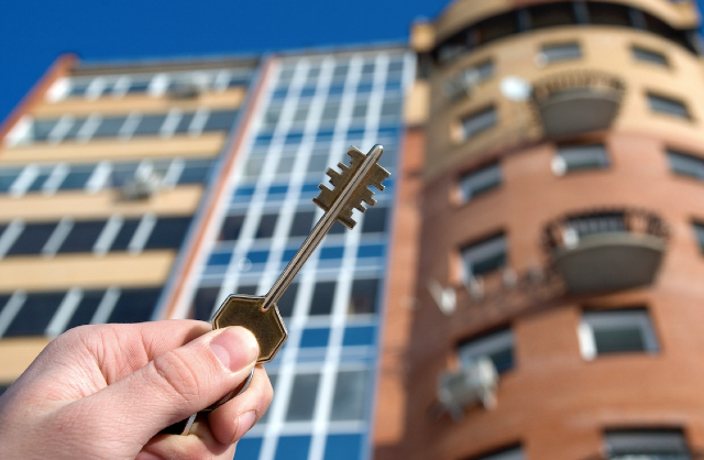 Get Apartment Building Financing
