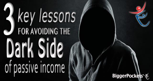 Lessons in Passive Income