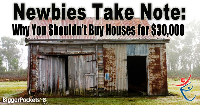 Why You Shouldn't Buy Cheap Houses