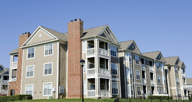 Apartment Building Syndication Deal