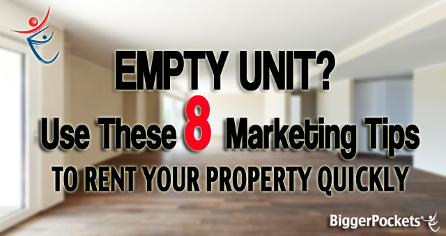 Renting an Empty Unit