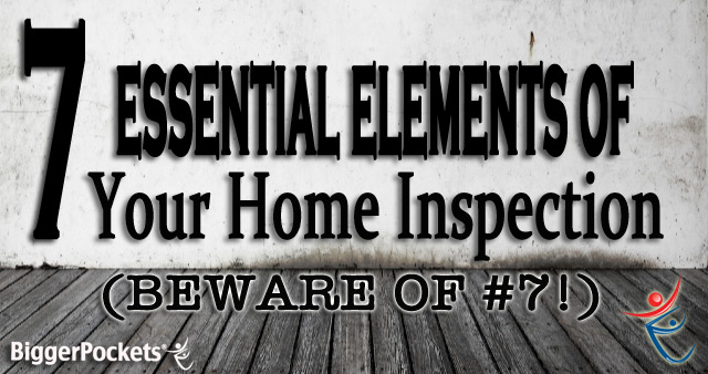 Home Inspection Elements