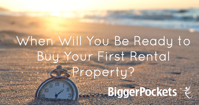 When Buy First Rental Property