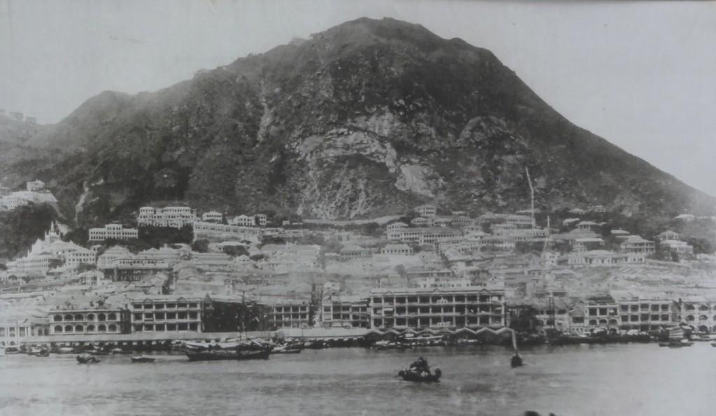Hong Kong 1900