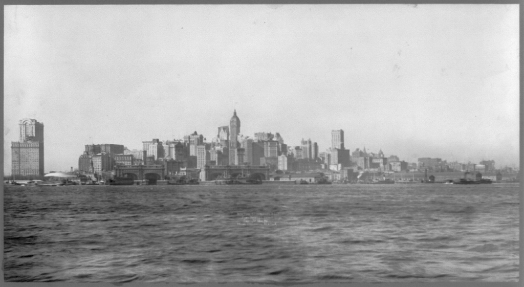 New York City 1911
