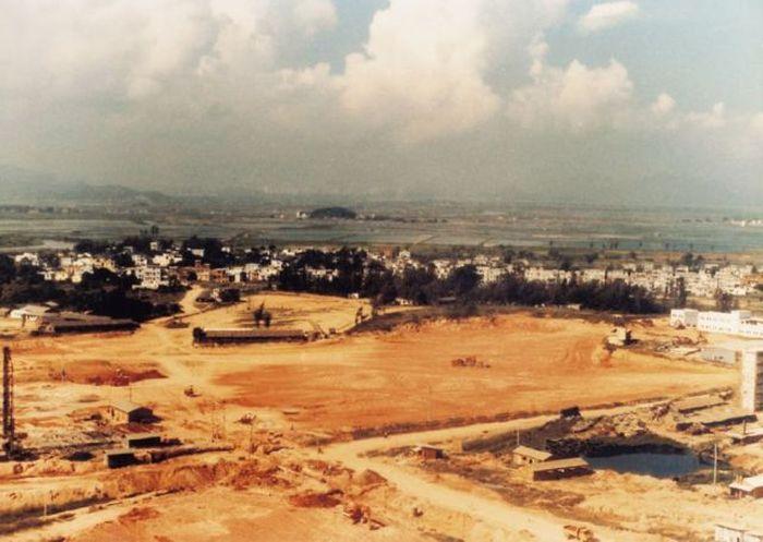 Shenzen China 1982