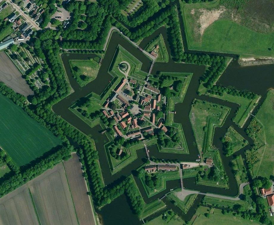 Bourtange – Vlagtwedde, Netherlands