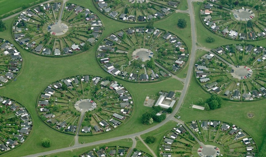 Brøndby Haveby, Denmark