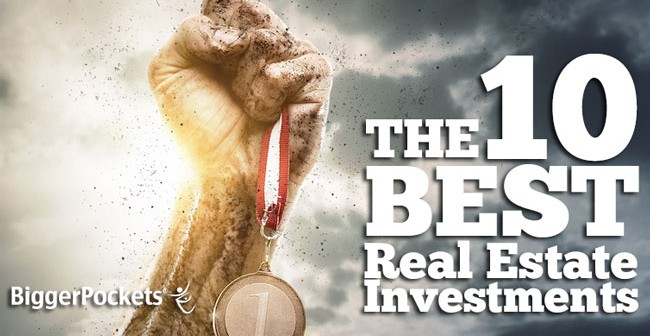 The Best Real Estate Investments