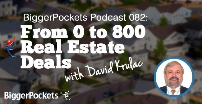 David Krulac Real Estate Podcast