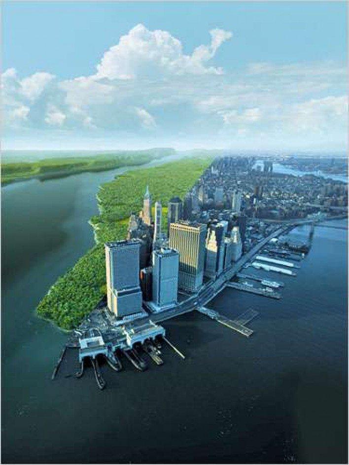 Manhattan Before After
