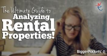 Analyzing Rental Properties