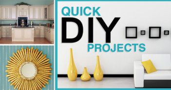 DIY Home Projects You Can Handle