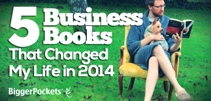 Five Business Books That Changed My Life in 2014