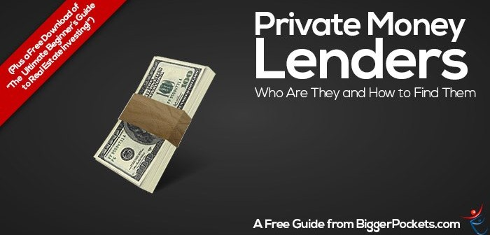 Private Money Lenders and Loans