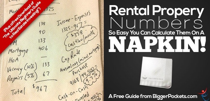 Rental Property Math and Numbers