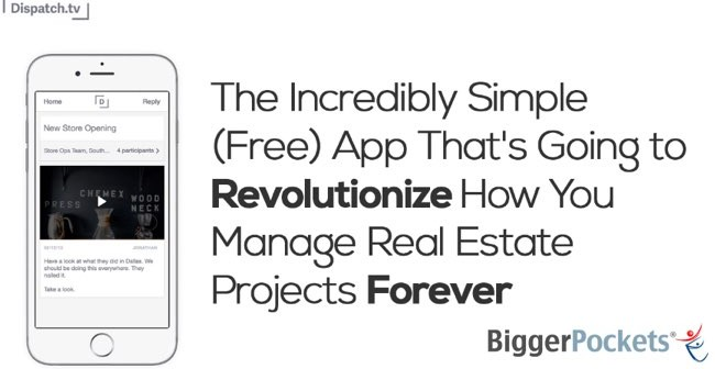 The Incredibly Simple (Free) App That's Going to Revolutionize How You Manage Real Estate Projects Forever