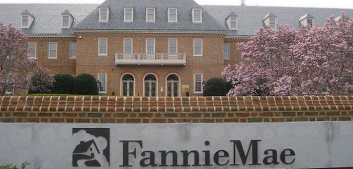 Fannie Mae Freddie mac 3 percent news
